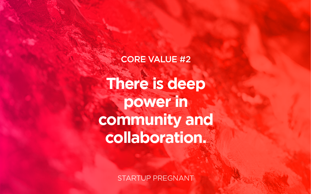 Core Value #2 | We Need Community