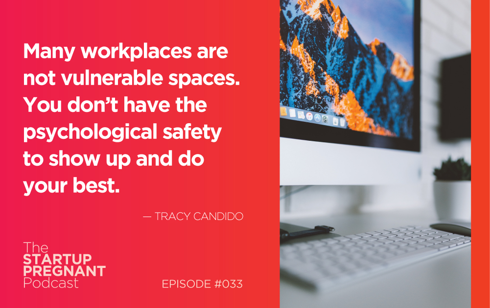 Revolutionizing Parental Leave with a Workplace Advocate — Episode #033 With Tracy Candido and Karina Mangu-Ward