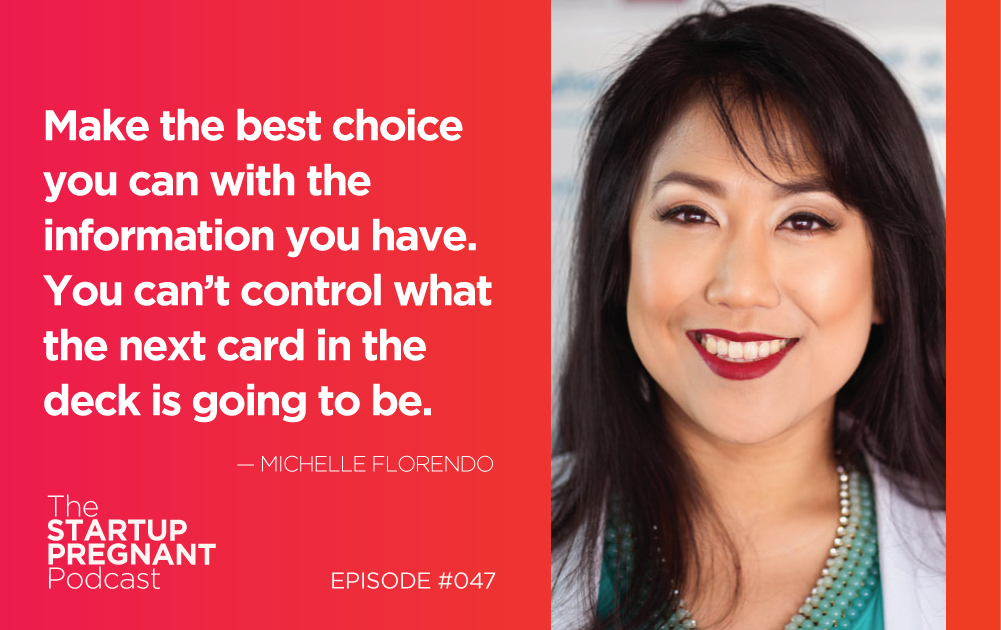 The Science Behind Decision-Making and How to Get Good at It — Episode #047 With Michelle Florendo